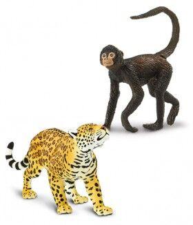 Replicas de animales y dinosaurios