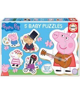 Puzzles de 1 a 20 piezas