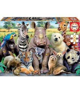 Puzzles de 200 a 499 piezas