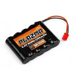Packs recargables de 4,8 a 6 volt