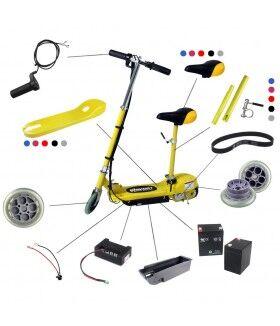 Repuestos para scooters eléctricos