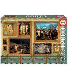 Puzzles de 9000 y más piezas