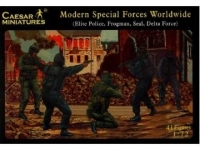 CAESAR 61 1:72 MODERN SPECIAL FORCES WORLDWIDE