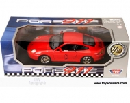 MOTORMAX 73101 1999 PORSCHE 911 RED OR GRAY OR BLACK