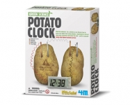 4M 3275 POTATO CLOCK