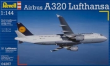 REVELL 04267 1:144 AIRBUS A320 LUFTHANSA