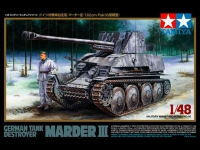 TAMIYA 32560 1:48 GERMAN TANK DESTROYER MARDER I