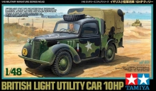 TAMIYA 32562 1:48 BRITISH SMALL STAFF CAR 10HP