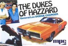 MPC 706 1:25 69 GENERAL LEE DODGE CHARGER