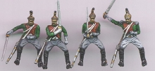 HAT 9009 NAPOLEONIC FRENCH DRAGOONS