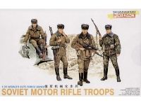 DRAGON 3008 SOVIET RIFLE TROOPS 1:35
