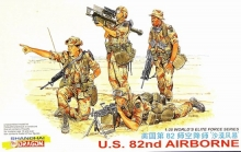 DRAGON 3006 US 82 ND AIRBONE 1:35