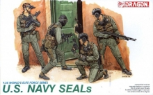 DRAGON 3017 US NAVY SEALS 1:35