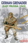 DRAGON 1616 GERMAN GRENADIER 1945 1:16