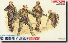 DRAGON 3015 US 1 ST INFANTRY DIVISION