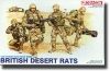 DRAGON 3013 BRITISH DESERT RATS 1:35