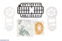 TAMIYA 70140 PULLEY (S) SET