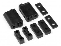 HPI 100325 SERVO MOUNT SET FIRESTORM