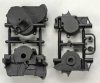 HPI 85052 CENTER GEAR BOX-BULKHEAD SET SAVAGE X