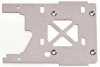HPI 86080 ENGINE PLATE 3.0MM GRAY