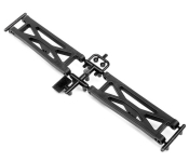 HPI 100408 FRONT COMPOSITE SUSPENSION ARM SET FIRESTORM