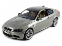 MOTORMAX 73182 1:18 BMW M3 COUPE GREY . WHITE OR BLUE