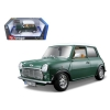BURAGO 12036 1969 MINI COOPER GREEN OR RED