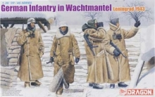 DRAGON 6518 1:35 GERMAN INFANTRY WACHTMANTEL LENINGRAD