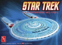AMT 661 1:2500 STAR TREK ENTERPRISE 1701-C