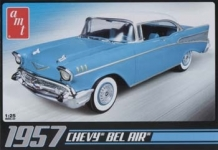 AMT 638 1:25 1957 BEL AIR