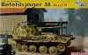 DRAGON 6472 1:35 BEFEHLSJAGER 38 AUSF.M