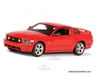 WELLY 22464 R 2005 FORD MUSTANG GT, RED