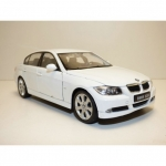 WELLY 22465 BK 2004 BMW 3-SERIE BLACK 1:24