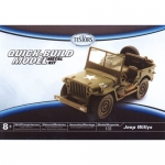 TESTORS 630019 JEEP WILLYS – ARMY GREEN