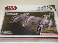 REVELL 851866 STAR WARS - THE CLONE WARS: MAGNAGUARD STARFIGHTER (SNAP) JEDI