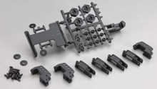 HPI 85632 SERVO MOUNT/HIGH LINK BRACKET SET (WHEELY KING)
