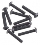 HPI 100560 BUTTON HEAD SCREW M3X16MM (HEX SOCKET-10PCS)