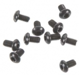 HPI 100864 BUTTON HEAD SCREW M2.5X4MM (HEX SOCKET-10PCS)