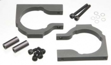 HPI 100903 MOTOR MOUNT PLATE 8MM (GRAY)