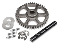 HPI 100905 IDLER GEAR 44T - SHAFT SET