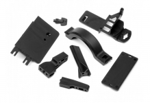 HPI 100909 BATTERY BOX MOUNT - COVER SET