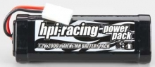 HPI 101930 HPI NI-MH BATTERY PACK (7.2V 1800MAH)