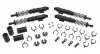 HPI 102365 BIG BORE SPORT SHOCK SET (ASSEMBLED-SAVAGE)