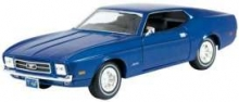 MOTORMAX 73327 1971 FORD MUSTANG SPORTROOF 1:24