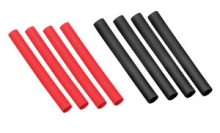 DUBRO 938 1/8 HEAT SHRINK TUBING SET (3.1MM)