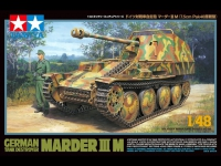 TAMIYA 32568 1:48 GERMAN DESTROYER MARDER III M
