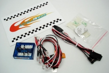 GT POWER RC CAR LED LIGHT SYSTEM