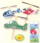 GUILLOW 11 COPTER TOY