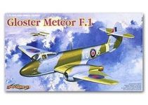 DRAGON 5084 1:72 GLOSTER METEOR F1 RAF AIRCRAFT
