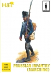 HAT 8253 1:72 NAPOLEONIC PRUSSIAN INFANTRY MARCHING (40)